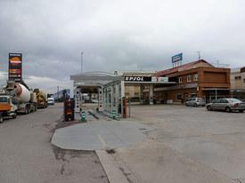 gasolinera Granda