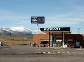 gasolineras Ávila
